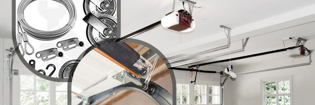 Garage Door Cables Repair Converse
